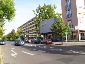 Friedrichstraße heute